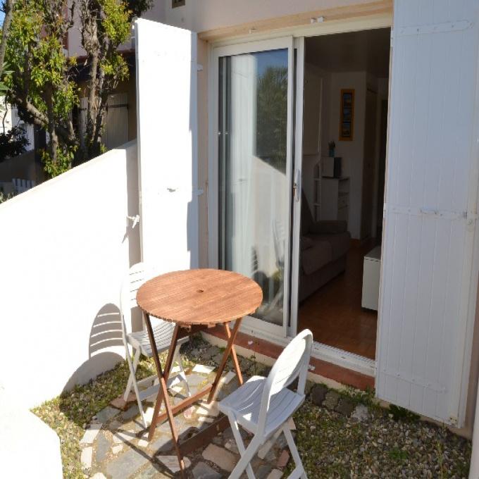 Location de vacances Studio Le cap d agde (34300)