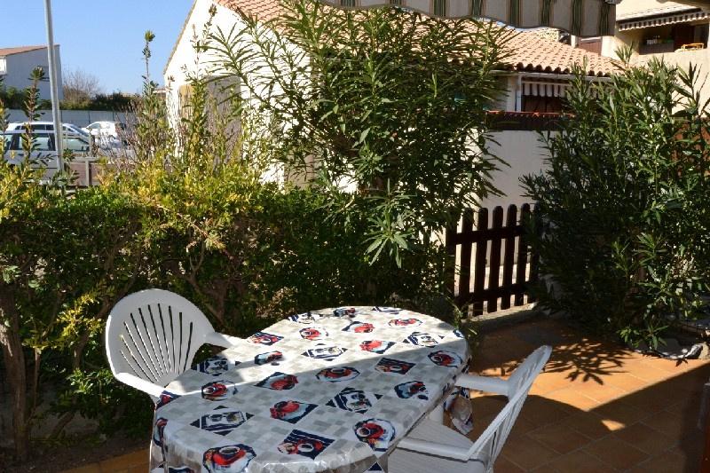 Location de vacances Villa Le cap d agde (34300)
